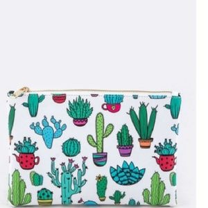 Cactus Mini Bag/Pouch